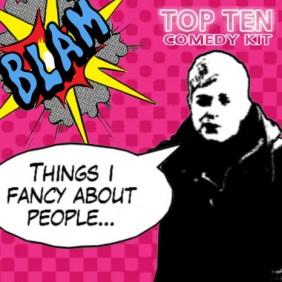 BBC Three Top Ten Comedy Kit Channel