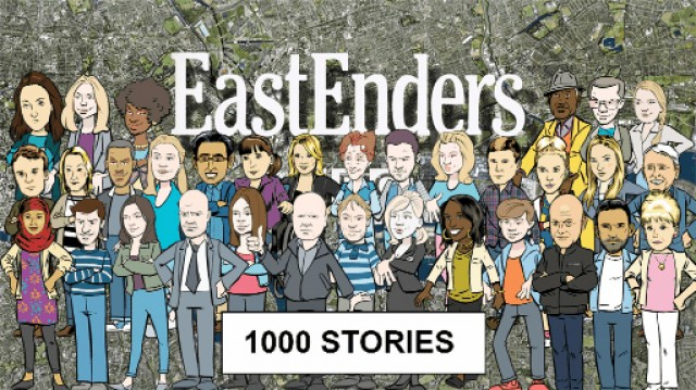 Celebrating 1,000 EastEnders Stories